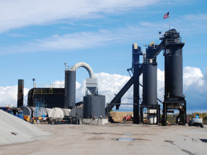JHR Green River Road Asphalt Plant